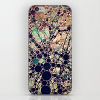 apple iPhone & iPod Skins featuring Colorful tree loves you and me. by Love2Snap