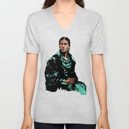 FRIDA and THURST Unisex V-Neck