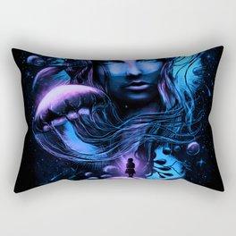 Ocean of Secrets Rectangular Pillow