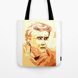 James Byron Dean Tote Bag