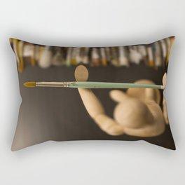 Love of art Rectangular Pillow