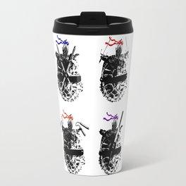 Heroes in a Half Shell Travel Mug