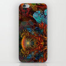 Fire_Fairy iPhone & iPod Skin