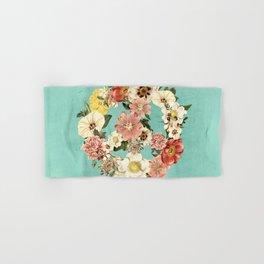Botanica Peace sign Hand & Bath Towel