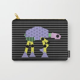 Geometric AT-AT Walker (Pastel Shapes Artwork - Cult Film) Carry-All Pouch