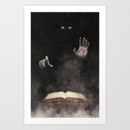As Above Art Print