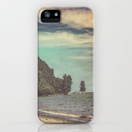 Apart From Me iPhone Case