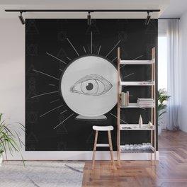 Fortune Eye Seer Wall Mural