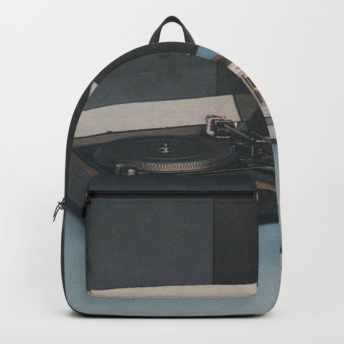Vintage 1970's HiFi Backpack by cassandraauker