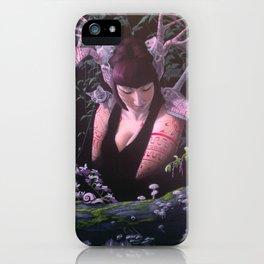 Dreams of Rebirth iPhone Case