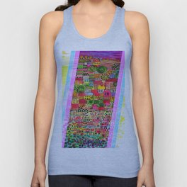 Color Town Unisex Tank Top