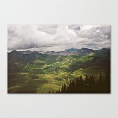 Where I Belong Canvas Print