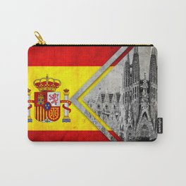 Flags - Spain Carry-All Pouch