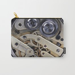 Clockwork mechanism  Carry-All Pouch