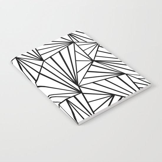 Ab Fan Zoom Invert  Notebook