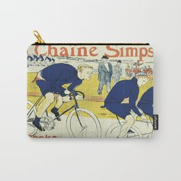 Vintage poster - La Chaine Simpson Carry-All Pouch