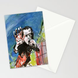 Nick Cave Red Right Hand Stationery Cards