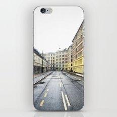 Sunday Morning iPhone & iPod Skin