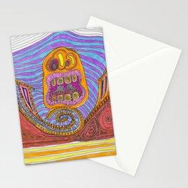 Infant Insomnia = Mommy Meltdown Stationery Cards
