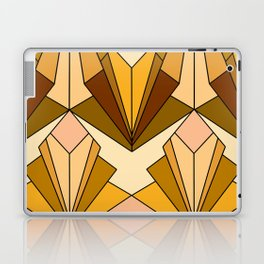 Art Deco meets the 70s - Large Scale Laptop & iPad Skin