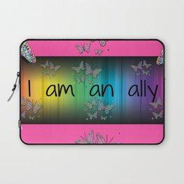 I Am an Ally Laptop Sleeve