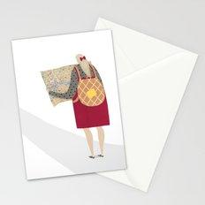 Off on a Waffley Big Adventure! Stationery Cards