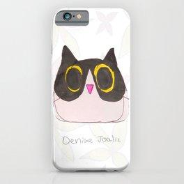 Gato Gordo iPhone Case