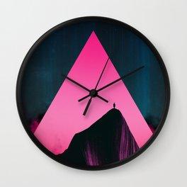 Enkidu Wall Clock