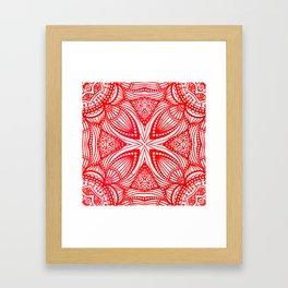 Martenitsa Framed Art Print