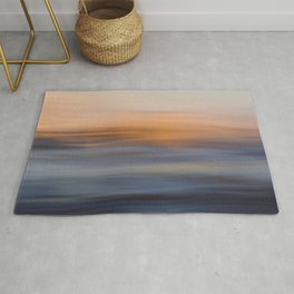 Undulating Sunset Rug
