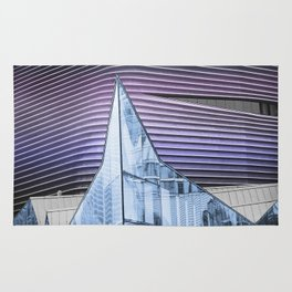 Glass structure Rug
