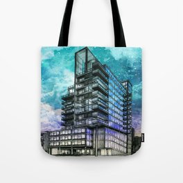 In Defense of Brutalism Tote Bag