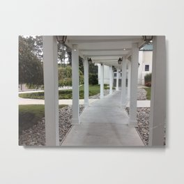 NJ Galoway Metal Print