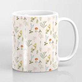 Garden Tale Pattern Coffee Mug