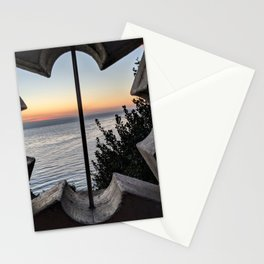 San Pedro Altered View Stationery Cards