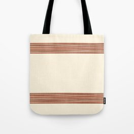 Band in Rust Tote Bag