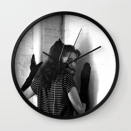 clocktower Wall Clock