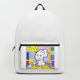 ASL Find Your Happy Place Backpack