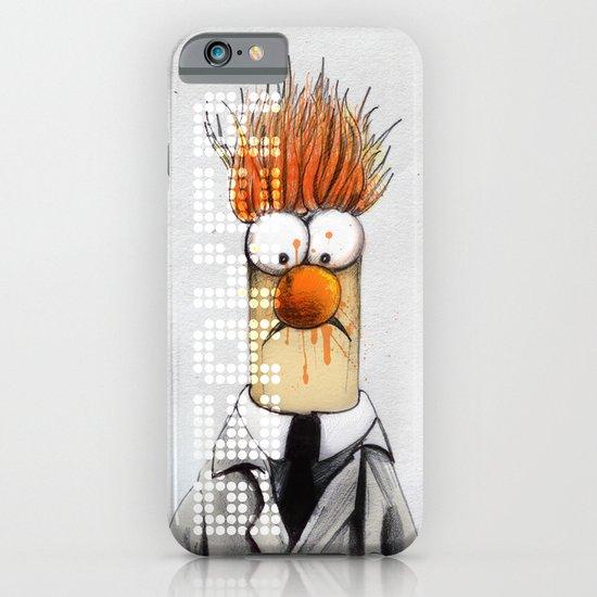 Beaker  iPhone & iPod Case