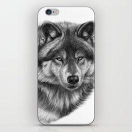 Canis Lupus SK0105 iPhone Skin