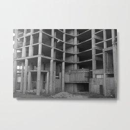 architectural skeleton Metal Print