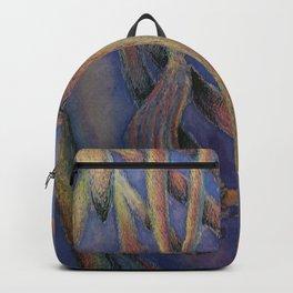 Skeletal Backpack