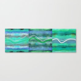 Cooling Trend Canvas Print