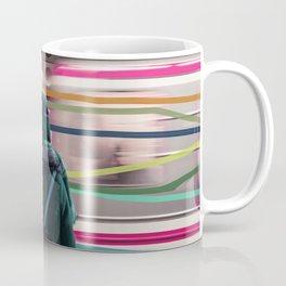 Train Lines Coffee Mug