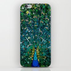 :: Peacock Caper :: iPhone & iPod Skin