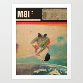 MBI13 Art Print