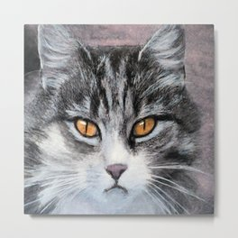 Another Pretty Face Metal Print