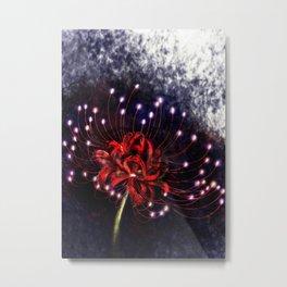 Higanbana - Flower of The Afterworld Metal Print