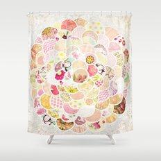 Lovelybloom Shower Curtain
