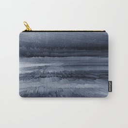 Abstract black painting 2 Carry-All Pouch